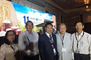 Kỹ sư Cua và hành trình lai tạo ra hạt gạo ST 25 ngon nhất thế giới