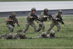 Lầu Năm Góc bác bỏ thông tin về việc cắt giảm binh sỹ Mỹ tại Hàn Quốc