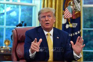 Tổng thống Mỹ khẳng định không vội ký thỏa thuận thương mại với Trung Quốc