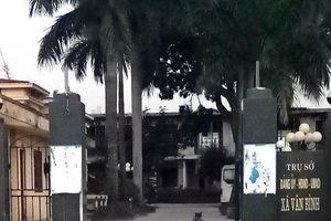 Hà Nội: Bí thư và Chủ tịch UBND xã xô xát khi đi dùng bữa trưa
