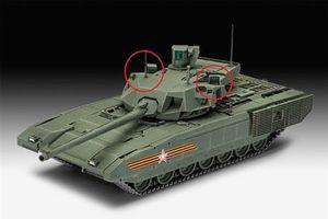 Lộ diện tính năng hệ thống gây nhiễu tên lửa của Armata