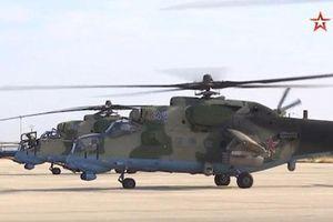 Nga đưa vũ khí vạn năng tới căn cứ Mỹ bỏ lại ở Syria