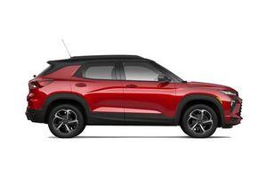 Chi tiết Chevrolet Trailblazer 2021 vừa trình làng
