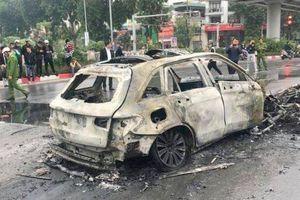 Xe Mercedes gây tai nạn trên Lê Văn Lương được bồi thường bảo hiểm thế nào?