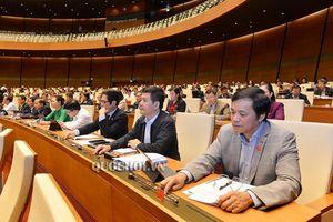Quốc hội thông qua nhiều chính sách liên quan đến người lao động