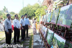 Triển lãm 'Di sản Văn hóa Đồng Nai - Tiềm năng phát triển du lịch'