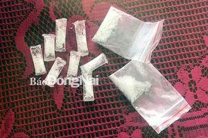 Bắt 2 đối tượng liên quan đến ma túy