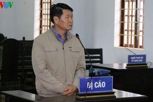 Nguyên Phó Chủ tịch huyện lĩnh án tù vì lấn chiếm đất rừng