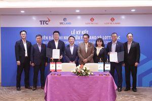 Lotte E&C sẽ rót 100 triệu USD phát triển dự án cùng TTCland