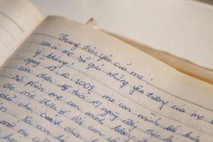 Người mẹ 10 năm viết nhật ký cho con trai qua đời vì ung thư
