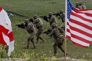 Nga không ngồi nhìn Gruzia 'cõng' NATO áp sát biên giới
