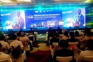 Hơn 1.000 đại biểu tham dự Diễn đàn Logistics Việt Nam 2019
