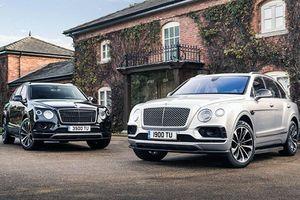 SUV siêu sang Bentley Bentayga thêm tùy chọn 4 và 7 chỗ ngồi