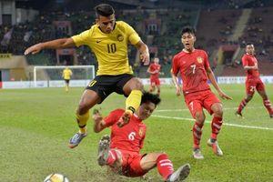 'Messi Malaysia' thở phào vì không được dự... SEA Games 30