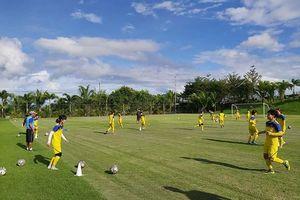 Sau U22, tới lượt tuyển nữ Việt Nam bị chủ nhà SEA Games chơi khó