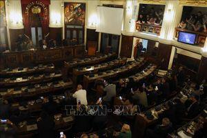 Quốc hội Bolivia chuẩn bị cho cuộc tổng tuyển cử mới