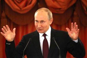 Ông Putin dự báo EU sắp tan rã