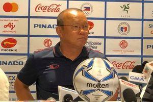 HLV Park Hang-seo: 'Phải thắng đậm Brunei và giữ chân cầu thủ'