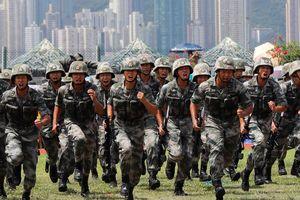 Mỹ cân nhắc giải pháp nếu có can thiệp bạo lực ở Hong Kong