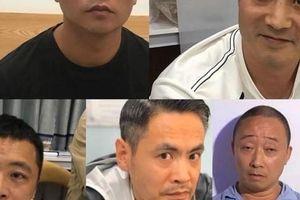 Bắt 5 người Trung Quốc trốn truy nã tại Đà Nẵng