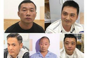5 đối tượng người Trung Quốc trốn truy nã đặc biệt bị tóm gọn tại Đà Nẵng