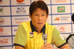 HLV Thái Lan lần thứ 2 xin lỗi thầy Park trước SEA Games