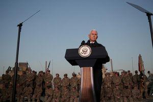Phó TT Mỹ trấn an lãnh đạo người Kurd ở Iraq dù vừa rút quân khỏi Syria
