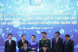 Hợp tác chiến lược đẩy mạnh chuyển đổi số tại Việt Nam
