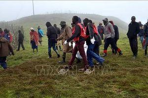 Sạt lở đất tại Kenya làm 37 người thiệt mạng