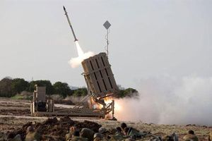Israel tìm lý do cho màn trình diễn tệ hại của 'Vòm Sắt' Iron Dome
