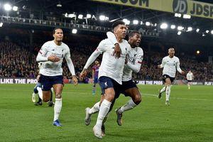 Liverpool nối dài mạch bất bại ở Premier League lên 13 trận
