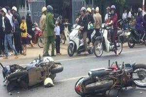 Người đàn ông tử vong sau và chạm xe máy với 1 thiếu niên