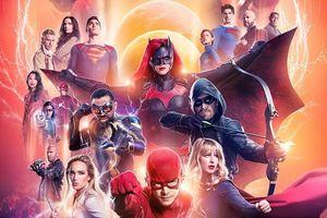 Siêu phẩm truyền hình DC Crisis on Infinite Earths tung poster giới thiệu 18 nhân vật xịn sò