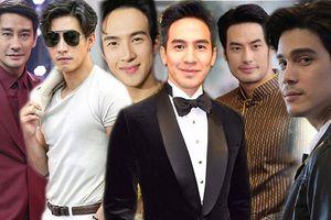 7 nam thần Thái Lan 'khóa cửa trái tim', fan tự hỏi: Bao giờ thì chú Pong Nawat chịu lấy vợ