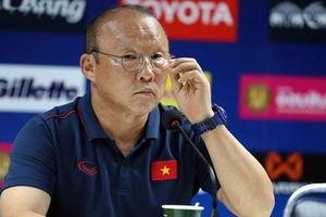 HLV Park Hang Seo phát biểu gì trong cuộc họp báo tại Philippines?