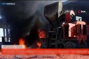 Đánh bom xe ở miền bắc Syria khiến nhiều người thiệt mạng