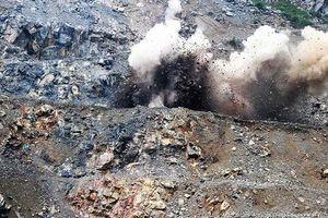 Nổ mìn ở Đắk Nông, 2 người thương vong