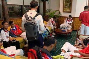 Philippines phản ứng sau khi hàng loạt vận động viên 'nóng mặt' về khách sạn