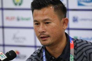 HLV U22 Brunei: 'Chúng tôi đã cố nhưng đối thủ quá mạnh'