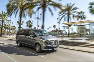 Mercedes-Benz Việt Nam ra mắt bộ đôi xe đa dụng hạng sang V-Class mới