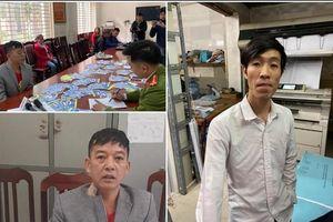 Khởi tố, tạm giam 3 đối tượng làm 1.000 vé giả trận Việt Nam - Thái Lan