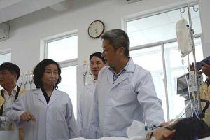 Chủ tịch Hội Gây mê hồi sức lo ngại thuốc Bupicavaine Ba Lan