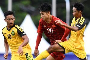 CĐV Brunei chán nản khi đội nhà thua U22 Việt Nam 0-6