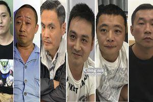 Bắt 6 đối tượng ngoại quốc trốn truy nã tại Đà Nẵng