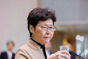 Trưởng đặc khu Hong Kong lên tiếng sau chiến thắng áp đảo của phe dân chủ
