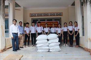 Đắk Lắk: Cấp phát hơn 763 tấn gạo cho học sinh vùng khó khăn