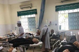 Thông tin mới nhất về vụ tai nạn thảm khốc ở Quảng Ngãi