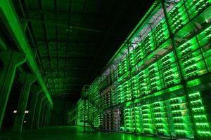 Mỏ Bitcoin lớn nhất của Nga biến nước thành tiền mặt