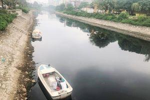 Sở Xây dựng nói gì về dự án 150 tỷ bơm nước 'rửa' sông Tô Lịch