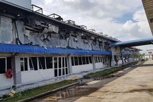 Công ty May Nhà Bè - Sóc Trăng sẽ hoạt động sớm sau vụ cháy thiệt hại 180 tỉ đồng